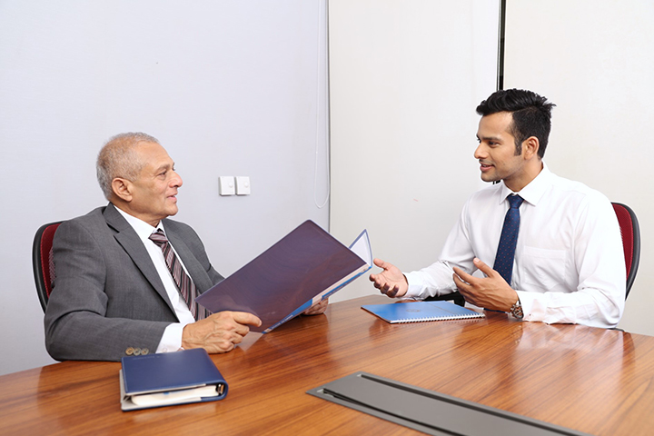 The importance of Appearance and Body Language in a job interview